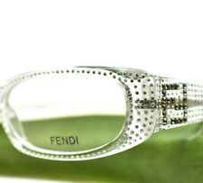 Brand New Fendi 778 R 971 Clear Rx Eyeglasses Authentic Limited Edition 51mm