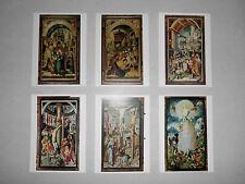 HERRENBERG ALTAR Jerg Ratgeb 6 AK Alte Meister Jesus Kreuzigung Religion Kirche