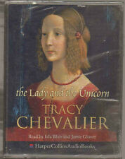 TRACY CHEVALIER LADY AND THE UNICORN DOUBLE CASSETTE AUDIOBOOK SEALED