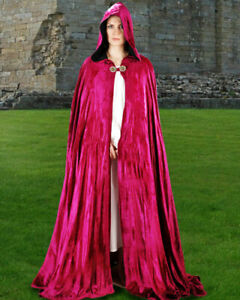 Women's Midnight Fantasy Cloak, High quality finest fabric, handmade one by one!