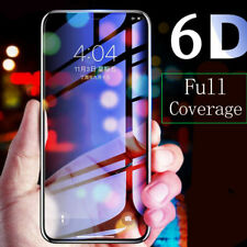 For iPhone 6/6s/7/8 Plus X Screen Protector Gorilla Tempered Glass 3D Glass