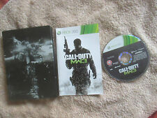 Call of Duty: Modern Warfare 3/Steelbook Edition (Xbox 360 Microsoft, 2011)