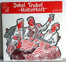 """7"""" Vinyl JUBEL, TRUBEL, HEITERKEIT - Paul Woitschach´s grosses Blasorchester"""