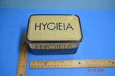 Vintage Hygieia Dustless Chalk Tin