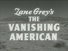 THE VANISHING AMERICAN 1955 (DVD) SCOTT BRADY