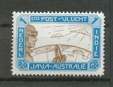 Nederlands Indië Luchtpost 13 ongebruikt (1)