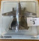 Fabbri 1:100 Diecast Messerschmitt Me.262A