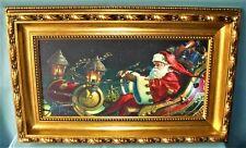 "Dean Morrissey - ""Father Christmas: Sleigh Ride Santa Claus"" - #86/450"