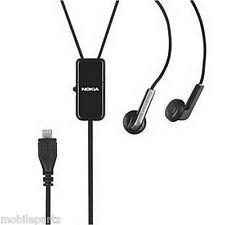 Genuine Nokia Stereo Headset HS-82 for Nokia 8600 Luna 8800 Arte Carbon Sapphire