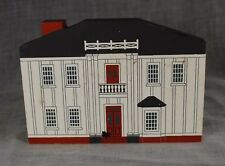 PEARL S. BUCK BIRTHPLACE, BY CAT'S MEOW VILLAGE PIECES, Signed by Faline 1993