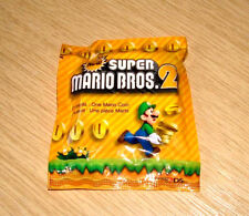 SUPER MARIO BROS 2 GOLDEN COIN DS GAME CASE NEW SEALED Nintendo DS Collectors