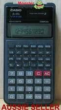CASIO SCIENTIFIC CALCULATOR FX-115 FX115 FX115S 12 MONTH WARRANTY AUSSIE SELLER
