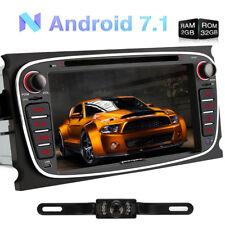 "Kamera 2GB 32GB 7"" Android 7.1 Car DVD Player Radio 3G GPS OBD2 Mirror Link DAB+"