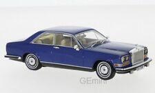 NEO 44214 - Rolls Royce Camargue bleu métallisé - 1975 1/43