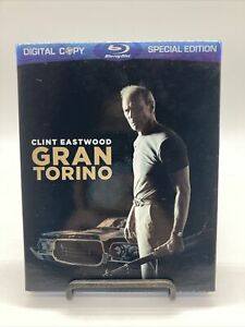 Gran Torino Blu-ray Disc  2009 *NO DIGITAL COPY*
