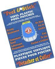 Boxer Adhesives Boxer Peel&Stick 200sq in Vinyl Plastic Pool Patch 200 sq. in