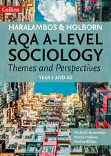 AQA A Level Sociology Themes and Perspectives Year 1 and as 9780008242770