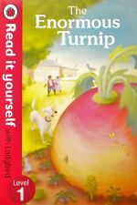 The Enormous Turnip | Ladybird | Read it Yourself | Children's Book |Level 1|New
