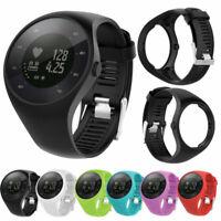 Armband Uhrenarmband Ersatzband Band Bracelet Für Polar M200 GPS Uhr Silikon