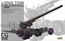 "AFV Club 1/35 AF35009 US M59 155mm Cannon ""LONG TOM"" by US Armed Forces"