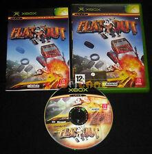 FLATOUT 1 XBOX  (patch X360) Versione Ufficiale Italiana ○○○○○ COMPLETO