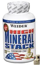 Weider High Mineral Stack Dose á 120 Kapseln Mineralstoffe Spurenelemente
