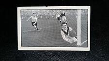 Football 1928 Teasdale footballeurs en action Trade Card Boness Falkirk bo'ness