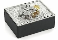 NEW - Michael Aram Clover Jewelry / Trinket Box
