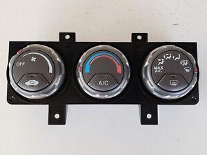 03 04 Honda Element DX Climate Control Panel Temperature Unit A/C Heater