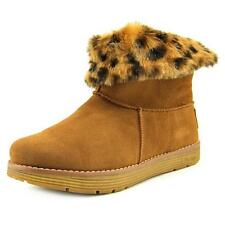 Womens Skechers Adorbs Polar BOOTS in Chestnut From Get The Label UK 6 48627CHE128