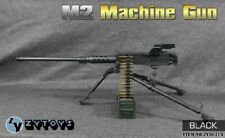 ZY Toys 1/6 Scale Toy M2 Machine Gun for Action Figures