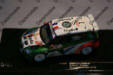 Ixo Skoda Fabia S2000 Rally Monte Carlo 2010 N.Vouilloz RAM420