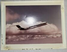 McDonnell Douglas airline advertising airline photo 70's 80's original ph#588
