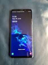 Samsung Galaxy S9 + Plus SM-G965 - 128GB - blue unlocked Grade A condition
