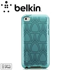 Belkin iPod Touch 4th Generation 4G Grip Vue Vapor Gel Rubber Case/Cover Green