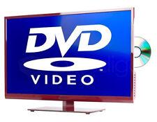 "Orion CLB32R890DS 80 cm 32"" TV Triple Tuner 200Hz Fernseher DVD Player rot T2805"
