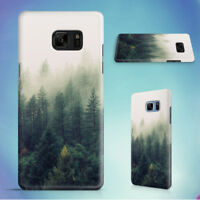 NATURE FOREST TREES FOG HARD CASE FOR SAMSUNG GALAXY S PHONES