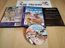 PC STAR WARS RACER COMPLETO PAL ESPAÑA