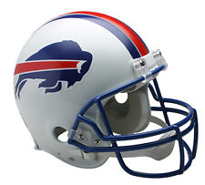 BUFFALO BILLS (1976-83 Throwback) Riddell Full-Size Authentic Helmet