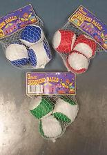 Mini Juggling Bean Bag Balls for Kid Child Small Learn How Juggle Sack Footbag