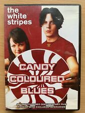 The White Stripes - Candy Color Blues Rock Pop Documental DVD
