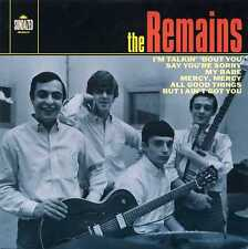 "REMAINS ""S/T"" 1965-66 RECORDINGS SUNDAZED 10"" 6 TRACKS"