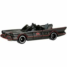 Hot Wheels Batman TV Series Batmobile - DJF46