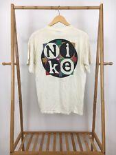 RARE VTG Nike Men's Urban Jungle Swoosh Spellout Short Sleeve T-Shirt L USA