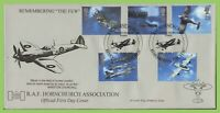G.B. 1997 Architects of the Air official Havering First Day Cover RAF Hornchurch