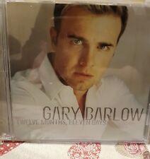 GARY BARLOW TWELVE MONTHS, ELEVEN DAYS