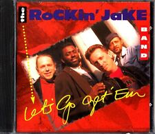 THE ROCKIN' JAKE BAND Lets Go Get Em CD BLUES (Chip Wilson/Earl Smith) Harmonica