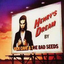 NICK CAVE AND THE BAD SEEDS ‎– HENRY'S DREAM REMASTERED CD (NEW/SEALED)