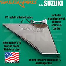 NEW Panther Skeg Guard Suzuki//Yamaha Outboard 150-175-225-250-350 HP  35ss645