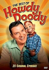 THE BEST OF HOWDY DOODY 20 EPIS. OVER 10 HRS. 2008 2 DI